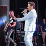 Thomas Anders performing at Starlight Bowl in Burbank Featuring: Thomas Anders Where: Los Angeles, California, United States When: 15 Aug 2015 Credit: WENN.com